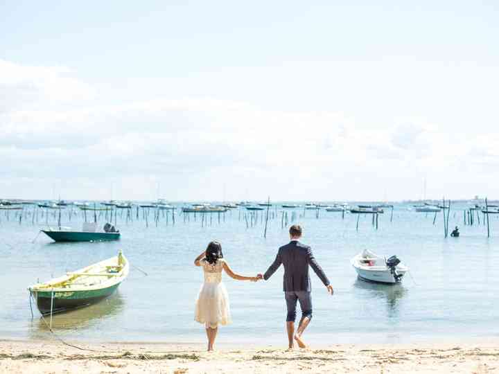 Le mariage de Hadia et François