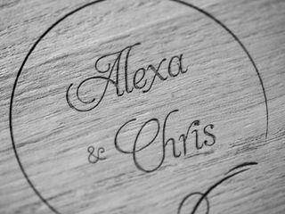 Le mariage de Alexa et Chistopher 2