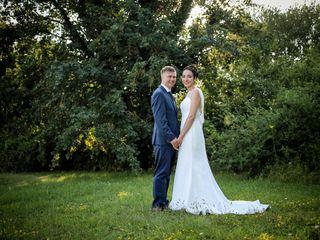 Le mariage de Alexa et Chistopher
