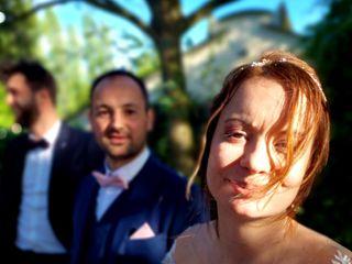 Le mariage de Jérémie et Nathalie 2