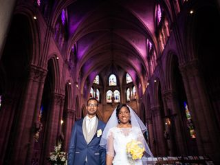 Le mariage de Bérénice et Ted