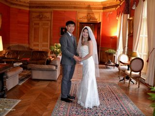 Le mariage de Zhang Wei et Yan Nana 2