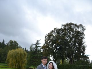 Le mariage de Zhang Wei et Yan Nana 3