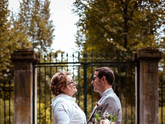 Le mariage de Damien et Marie-Aude à Nancy, Meurthe-et-Moselle 4