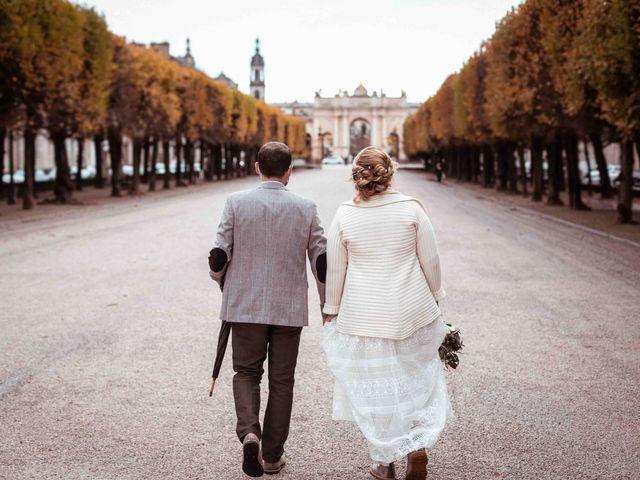 Le mariage de Damien et Marie-Aude à Nancy, Meurthe-et-Moselle 6