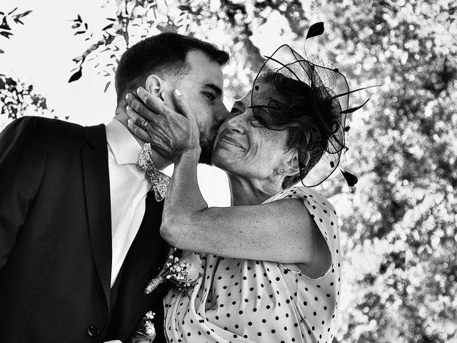 Le mariage de Franck et Laura à Villeneuve-lès-Maguelone, Hérault 6