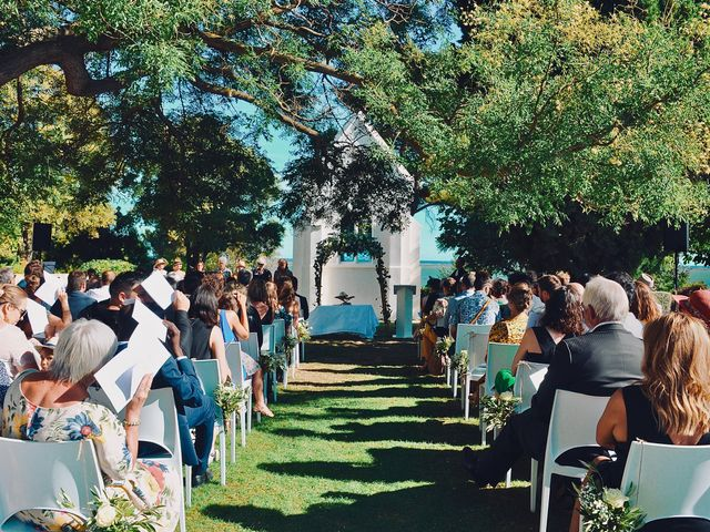 Le mariage de Franck et Laura à Villeneuve-lès-Maguelone, Hérault 11
