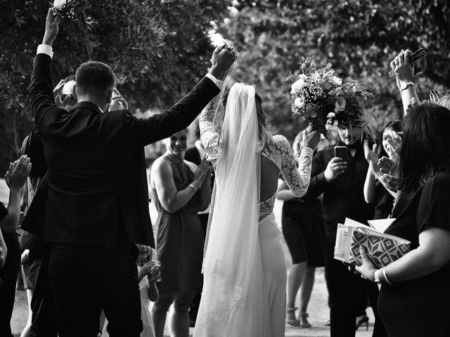 Le mariage de Franck et Laura à Villeneuve-lès-Maguelone, Hérault 14