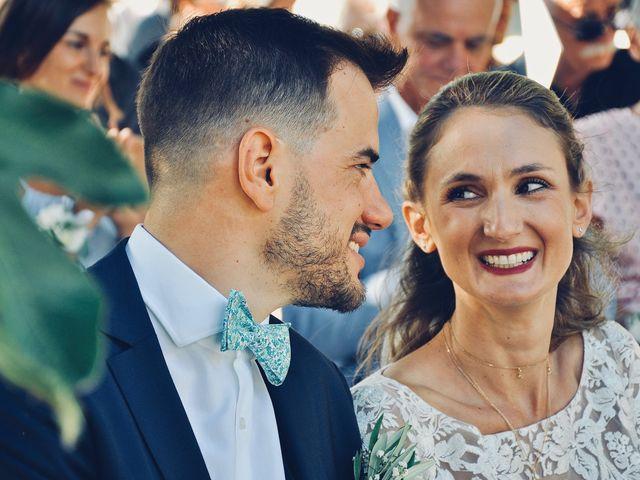 Le mariage de Franck et Laura à Villeneuve-lès-Maguelone, Hérault 32