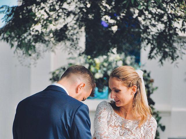 Le mariage de Franck et Laura à Villeneuve-lès-Maguelone, Hérault 37