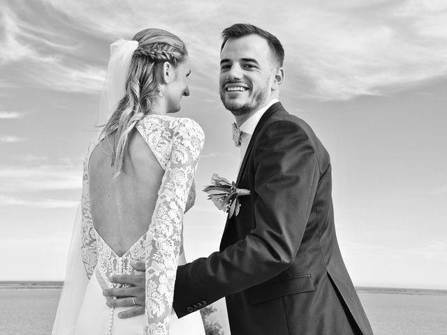 Le mariage de Franck et Laura à Villeneuve-lès-Maguelone, Hérault 41