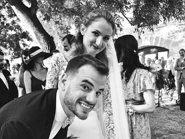 Le mariage de Franck et Laura à Villeneuve-lès-Maguelone, Hérault 44