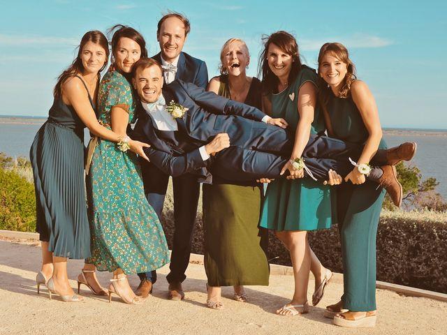 Le mariage de Franck et Laura à Villeneuve-lès-Maguelone, Hérault 49
