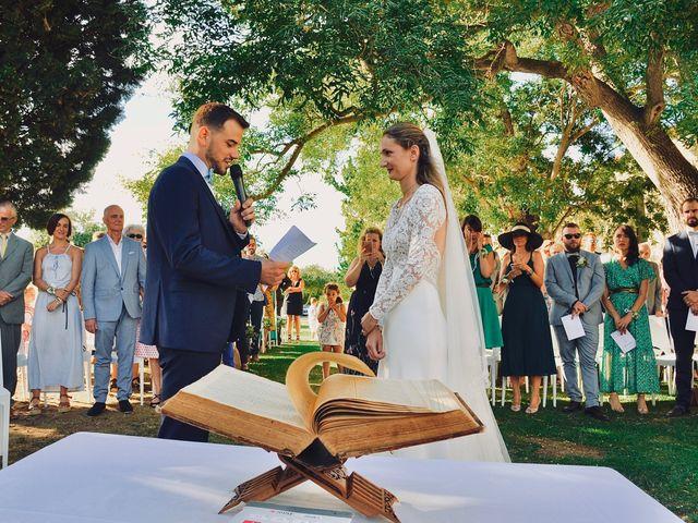 Le mariage de Franck et Laura à Villeneuve-lès-Maguelone, Hérault 56