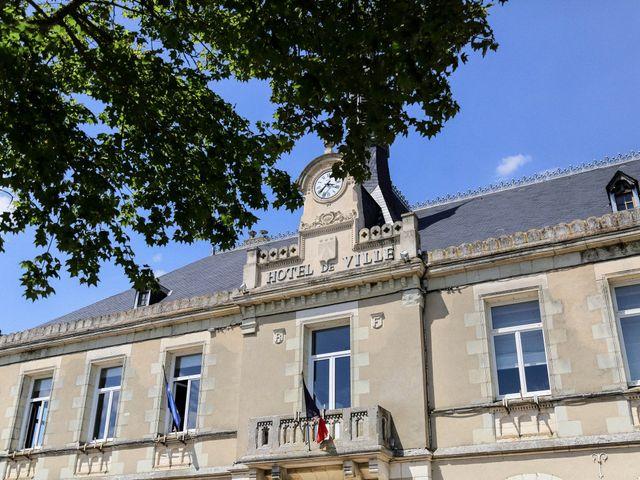 Le mariage de Chistopher et Alexa à Neuville-De-Poitou, Vienne 36