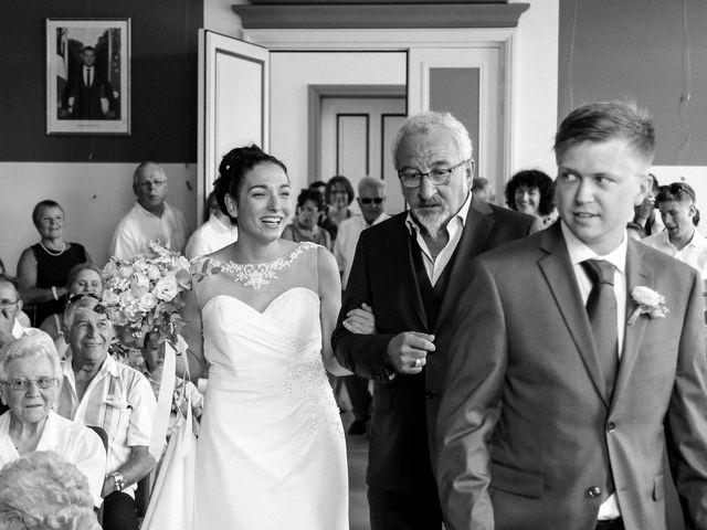 Le mariage de Chistopher et Alexa à Neuville-De-Poitou, Vienne 41
