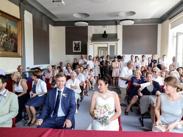 Le mariage de Chistopher et Alexa à Neuville-De-Poitou, Vienne 42