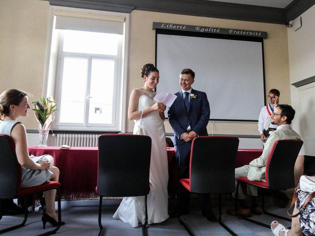 Le mariage de Chistopher et Alexa à Neuville-De-Poitou, Vienne 49