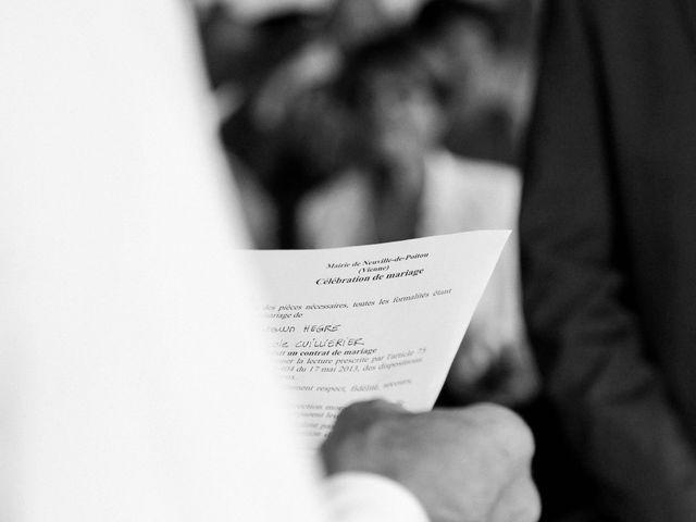 Le mariage de Chistopher et Alexa à Neuville-De-Poitou, Vienne 50