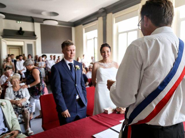 Le mariage de Chistopher et Alexa à Neuville-De-Poitou, Vienne 51