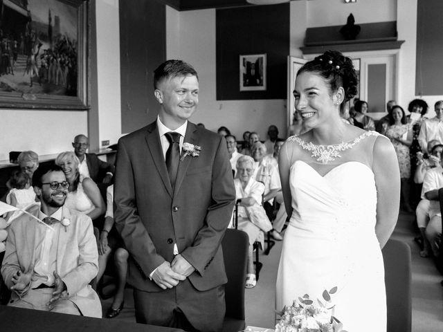 Le mariage de Chistopher et Alexa à Neuville-De-Poitou, Vienne 52