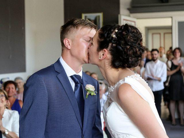 Le mariage de Chistopher et Alexa à Neuville-De-Poitou, Vienne 53