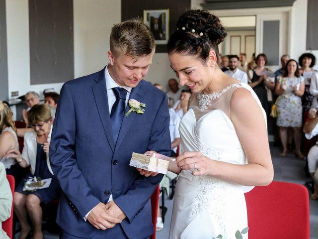 Le mariage de Chistopher et Alexa à Neuville-De-Poitou, Vienne 54