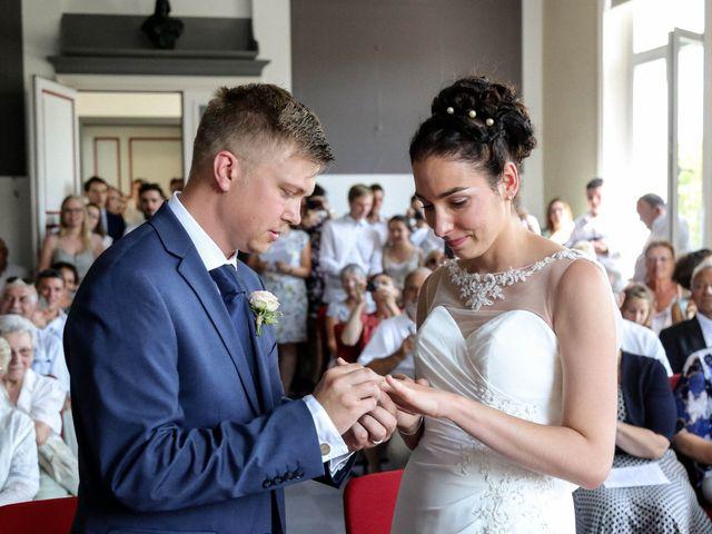 Le mariage de Chistopher et Alexa à Neuville-De-Poitou, Vienne 57