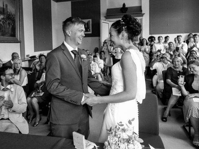 Le mariage de Chistopher et Alexa à Neuville-De-Poitou, Vienne 59