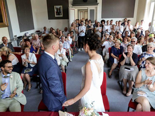 Le mariage de Chistopher et Alexa à Neuville-De-Poitou, Vienne 60