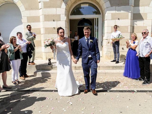 Le mariage de Chistopher et Alexa à Neuville-De-Poitou, Vienne 64
