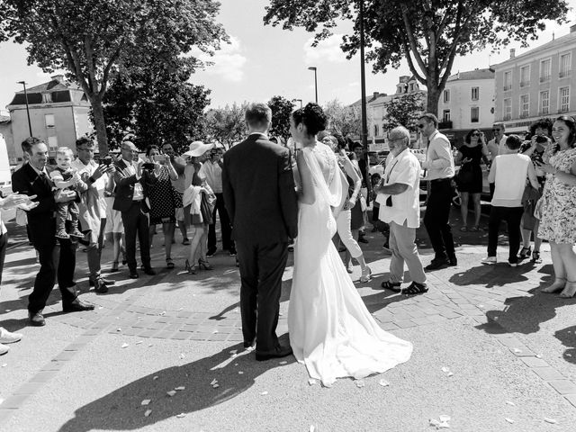 Le mariage de Chistopher et Alexa à Neuville-De-Poitou, Vienne 66