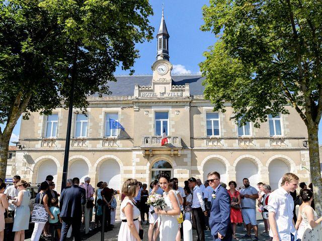 Le mariage de Chistopher et Alexa à Neuville-De-Poitou, Vienne 68