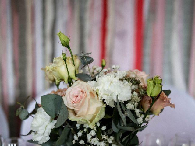 Le mariage de Chistopher et Alexa à Neuville-De-Poitou, Vienne 82