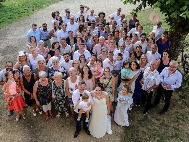 Le mariage de Chistopher et Alexa à Neuville-De-Poitou, Vienne 93