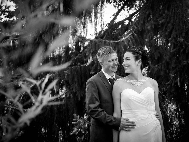 Le mariage de Chistopher et Alexa à Neuville-De-Poitou, Vienne 104