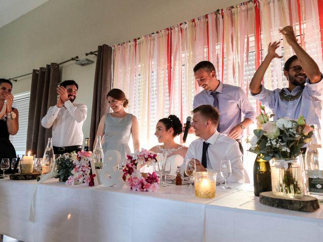 Le mariage de Chistopher et Alexa à Neuville-De-Poitou, Vienne 140