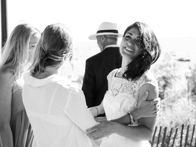 Le mariage de François et Hadia à Lège-Cap-Ferret, Gironde 2
