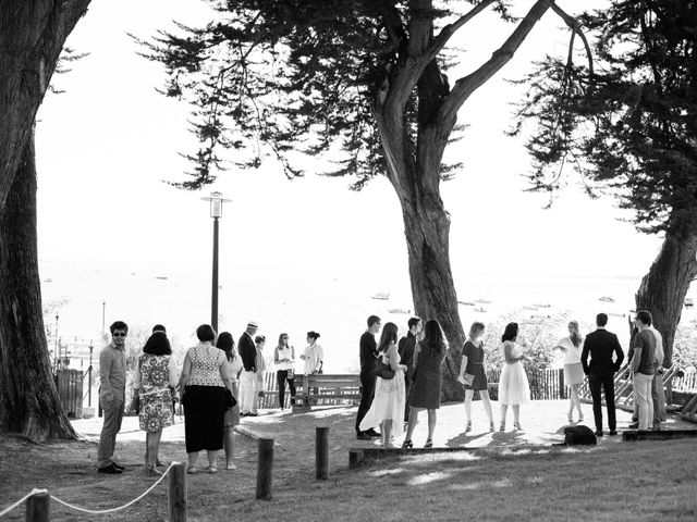 Le mariage de François et Hadia à Lège-Cap-Ferret, Gironde 7