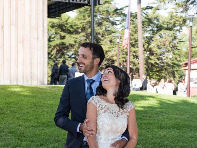 Le mariage de François et Hadia à Lège-Cap-Ferret, Gironde 10