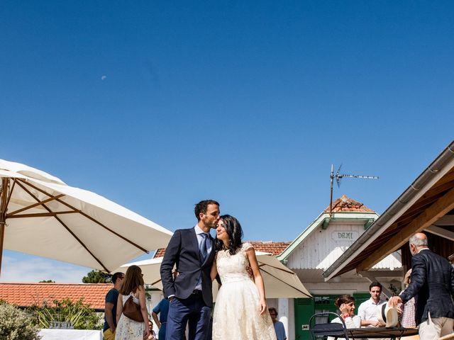Le mariage de François et Hadia à Lège-Cap-Ferret, Gironde 27