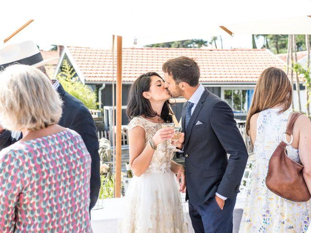 Le mariage de François et Hadia à Lège-Cap-Ferret, Gironde 28