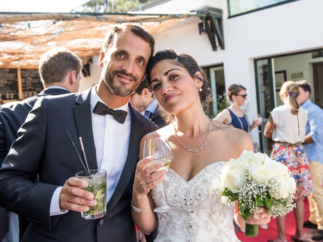 Le mariage de François et Hadia à Lège-Cap-Ferret, Gironde 83