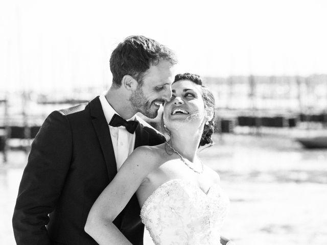 Le mariage de François et Hadia à Lège-Cap-Ferret, Gironde 86