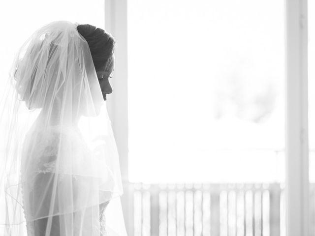 Le mariage de Ted et Bérénice à Lagny-sur-Marne, Seine-et-Marne 4