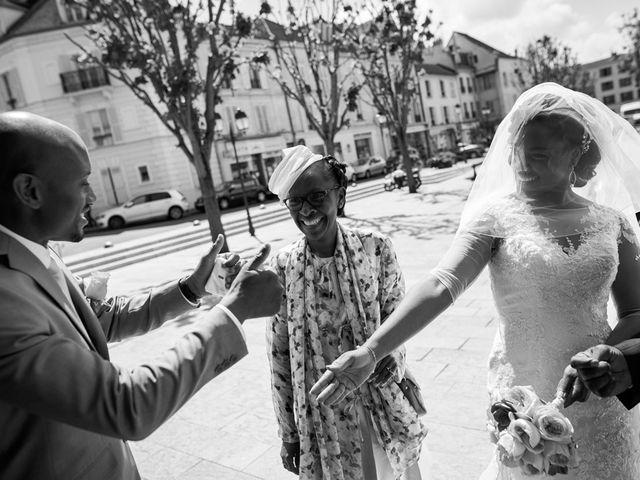 Le mariage de Ted et Bérénice à Lagny-sur-Marne, Seine-et-Marne 5