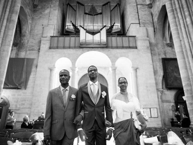 Le mariage de Ted et Bérénice à Lagny-sur-Marne, Seine-et-Marne 6