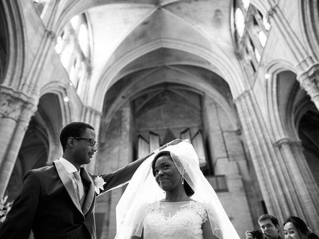 Le mariage de Ted et Bérénice à Lagny-sur-Marne, Seine-et-Marne 9