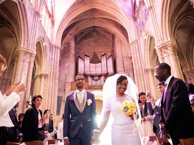 Le mariage de Ted et Bérénice à Lagny-sur-Marne, Seine-et-Marne 10