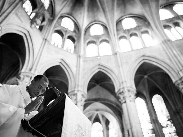 Le mariage de Ted et Bérénice à Lagny-sur-Marne, Seine-et-Marne 11